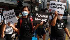 Petříček: Česko podporuje výzvu EU k propuštění zatčených aktivistů v Hongkongu
