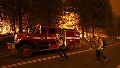 V Oregonu se kvůli požárům pohřešují desítky lidí. Komplikací pro záchranáře je fáma, že za ohněm stojí Antifa