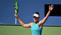 Ósaková se stala druhou semifinalistkou US Open, Pablo Carreňo či Bradyová
