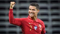 VIDEO: Ronaldo oslavil stý gól v dresu Portugalska, Francie zvládla přestřelku s Chorvatskem