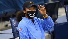 Rouškami proti rasismu. Ósakaová bojuje na US Open proti bezpráví Afroameričanů