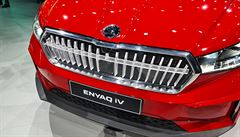 Škoda chce za 10 let prodávat v Evropě víc než polovinu aut na elektřinu. Chystá proto další modely