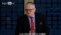 legalTV.cz: Veřejnost si myslí, že rozhodčí řízení je falešné, říká Petr Liška
