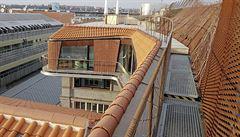 Kanceláře s fantazií. Fialovi se podařilo osobitě rekonstruovat Swéerts-Sporckův palác v Praze