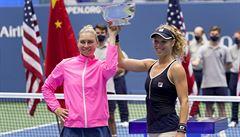 Nový deblový pár Zvonarevová, Siegemundová dobyl US Open, zaskočil řadu favoritek