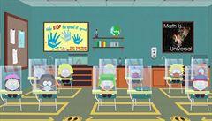 Nekorektně o koronavirové pandemii. South Park chystá hodinový speciální díl
