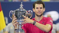 Neuvěřitelný obrat z 0:2. Thiem získal na US Open první grandslamový titul, ve finále zdolal Zvereva