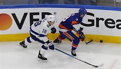 Islanders porazili Tampu Bay gólem z 93. minuty a protáhli sérii. Palát nebodoval