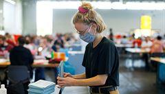 Německo hlásí za neděli 922 nových případů koronaviru, méně než v Česku