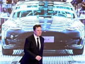 Tesla nevylučuje spojení s jinou automobilkou, řekl její šéf Musk