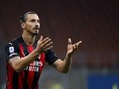 AC Milán před duelem se Spartou poprvé v sezoně ztratil, dva góly Ibrahimoviče na AS Řím nestačily
