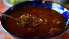 MEXICKÉ PODIVNOSTI: Polívka je grunt. Hlavně z kozla či berana