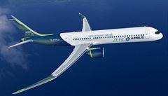 Airbus se do roku 2035 pokusí sestrojit letadlo na vodíkový pohon