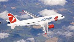 Zemřel pilot, letadlo ČSA nouzově přistálo na Ruzyni
