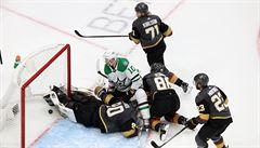 Sporný moment ve finále NHL. Zařízl nás rozhodčí, rozčiluje se Dallas