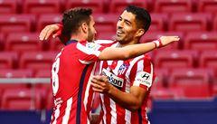 Jeden bude bojovat, druhý kousat. Barcu nechápu, rýpl si Costa a ocenil parťáka Suáreze