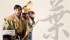 Fraška ze Země vycházejícího slunce. V Senátu se představí tradiční japonské Divadlo kjógen