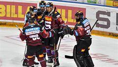 Hokejisté Sparty zdolali Zlín a poprvé v sezoně bodovali. Vítězství dirigoval slovenský obr Jurčina
