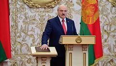 Lukašenko hrozí po kauze s letadlem Ryanair běloruským aktivistům v zahraničí, že je postihy neminou