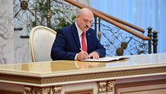 USA obnoví sankce proti běloruským firmám, zváží nové proti představitelům vlády