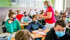 Je víc nakažených pedagogů než zdravotníků, uvedl Prymula. Ve školství má koronavirus 4500 lidí