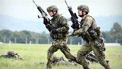 Každý voják dostane do konce roku novou balistickou přilbu. Zakázku provázely opakované potíže