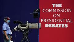 Poprvé v televizi proti sobě. Biden v noci může očekávat od Trumpa ledacos, dojde na ostrou výměnu názorů?