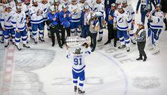 Lidi by pro Stanley Cup udělali cokoliv. Větší nervy jsem nikdy nezažil, líčí kapitán Stamkos
