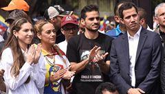 Volby nemohou organizovat pachatelé zločinů proti lidskosti, ozval se venezuelský poslanec