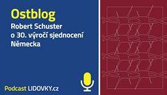 PODCAST: Jak si vede Německo 30 let od sjednocení? Poslechněte si Roberta Schustera