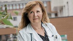 Smysl bude mít i funkční prototyp vakcíny, říká lékařka Adámková. Koordinuje vývoj české 'zbraně' na covid
