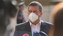 Podle Hamáčka má Agrofert vrátit neoprávněné dotace. Vládu ale ČSSD neopustí