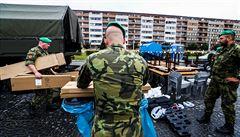 Armáda začne v sobotu v Letňanech budovat 500 covidových lůžek. Čísla jsou katastrofální, řekl Babiš
