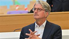 Bývalý šéf Audi stanul kvůli podvodům s emisemi před soudem. Čelí obvinění, že o manipulacích věděl
