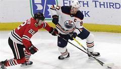 Hvězda NHL McDavid má koronavirus, je v domácí karanténě