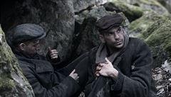 Film o útěku z Osvětimi od režiséra Bebjaka přijde do kin na výročí osvobození tábora