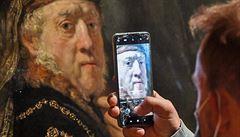 RECENZE: Rembrandt stále láká a inspiruje. Pražská výstava je toho jasným důkazem