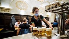 Kompenzace pro restaurace i hotely. Vláda je odškodňuje za to, že je od pátku opět zavře