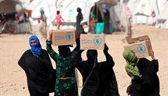 Nobelovu cenu za mír získal Světový potravinový program za boj proti hladu. Nedostatek potravin zhoršil i covid