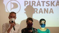 Vedení Pirátů může jednat se STAN o spolupráci pro sněmovní volby. Schválili to členové v referendu