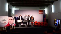 ČSSD se chystá i na on-line variantu sjezdu. Strana aktuálně řeší technické záležitosti, řekl Hamáček