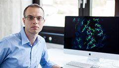 Pomůžeme v léčbě dědičných chorob, říká Čech, který se podílel na výzkumu oceněném Nobelovou cenou za chemii