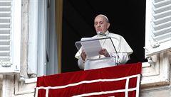Jsem vám nablízku, vzkázal papež František na jižní Moravu a pomodlil se za oběti tornáda
