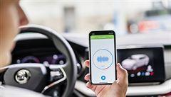 Mobilní aplikace Škody určí závadu podle nahraného zvuku motoru. Trvá jí to pár desítek vteřin