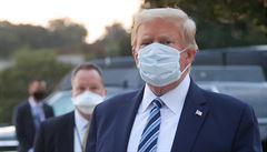 Trump označil experta Fauciho za pohromu, kvůli rozdílnému názoru na pandemii