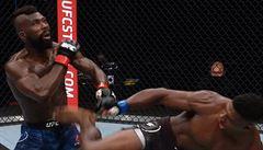 VIDEO: Jako Van Damme, jen v realitě. Buckley předvedl na gala UFC neskutečné K.O. z otočky