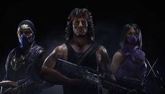 Fanoušci díky videohře konečně zjistí, jestli je silnější Stallone, nebo Schwarzenegger