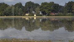 Na Břeclavsku platí až do odvolání povodňové ohrožení, podobná výstraha platí i pro Brno a okolí