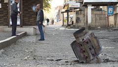 Dva novináři přišli o život při výbuchu miny v Karabachu. Více než 20 tisíc výbušnin již bylo v okolí zneškodněno