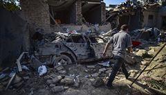 Nové příměří v bojích o Náhorní Karabach nevydrželo ani do rána. Arménie i Ázerbájdžán se obviňují z jeho porušení
